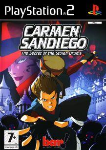 CARMEN SANDIEGO THE SECRET OF THE STOLEN DRUMS PS2 BAIXAR