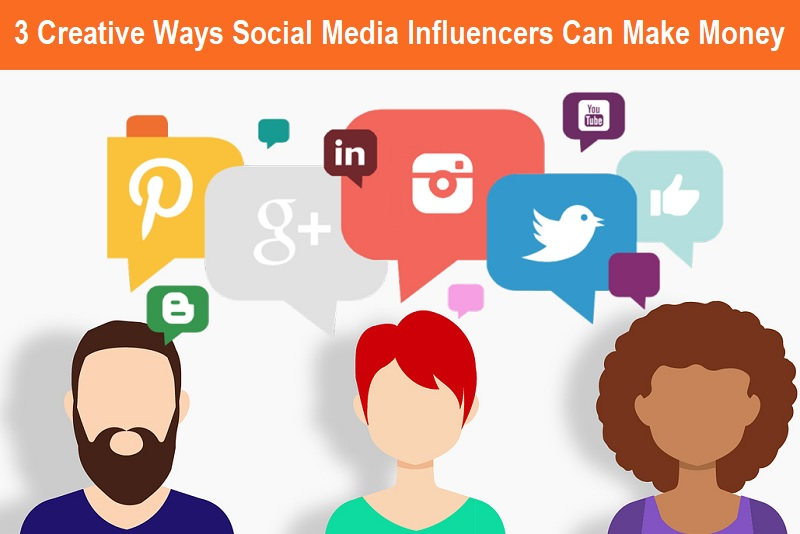Make Money as Social Media Influencer