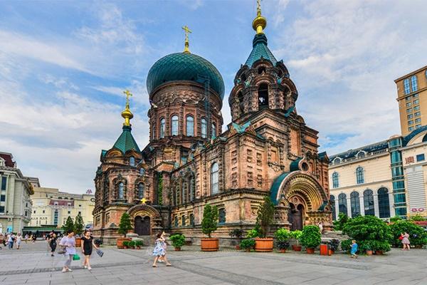 โบสถ์เซนต์โซเฟีย (Saint Sophia Church)