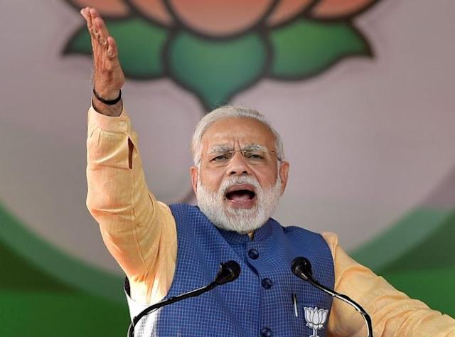 यह विशेष पल हमारे गौरवशाली इतिहास के पन्ने में दर्ज हो गया: मोदी - newsonfloor.com