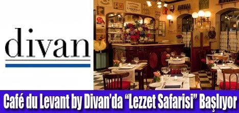Tur zm n ses g ncel tur zm haberler caf du levant by for Cafe divan 75011