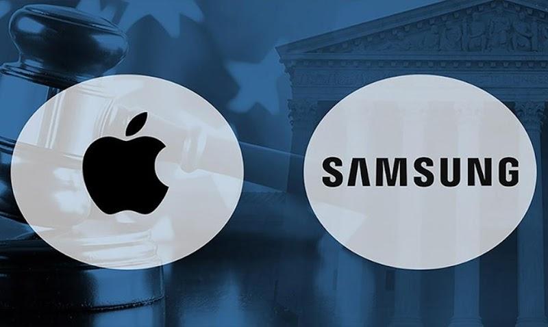Debido a la disminución en las ventas para iPhone ... Apple pagó 680 millones de dólares a Samsung