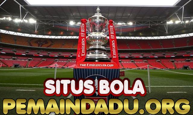 Laga Pertandingan Piala FA Yang Akan Berlangsung Pekan Ini