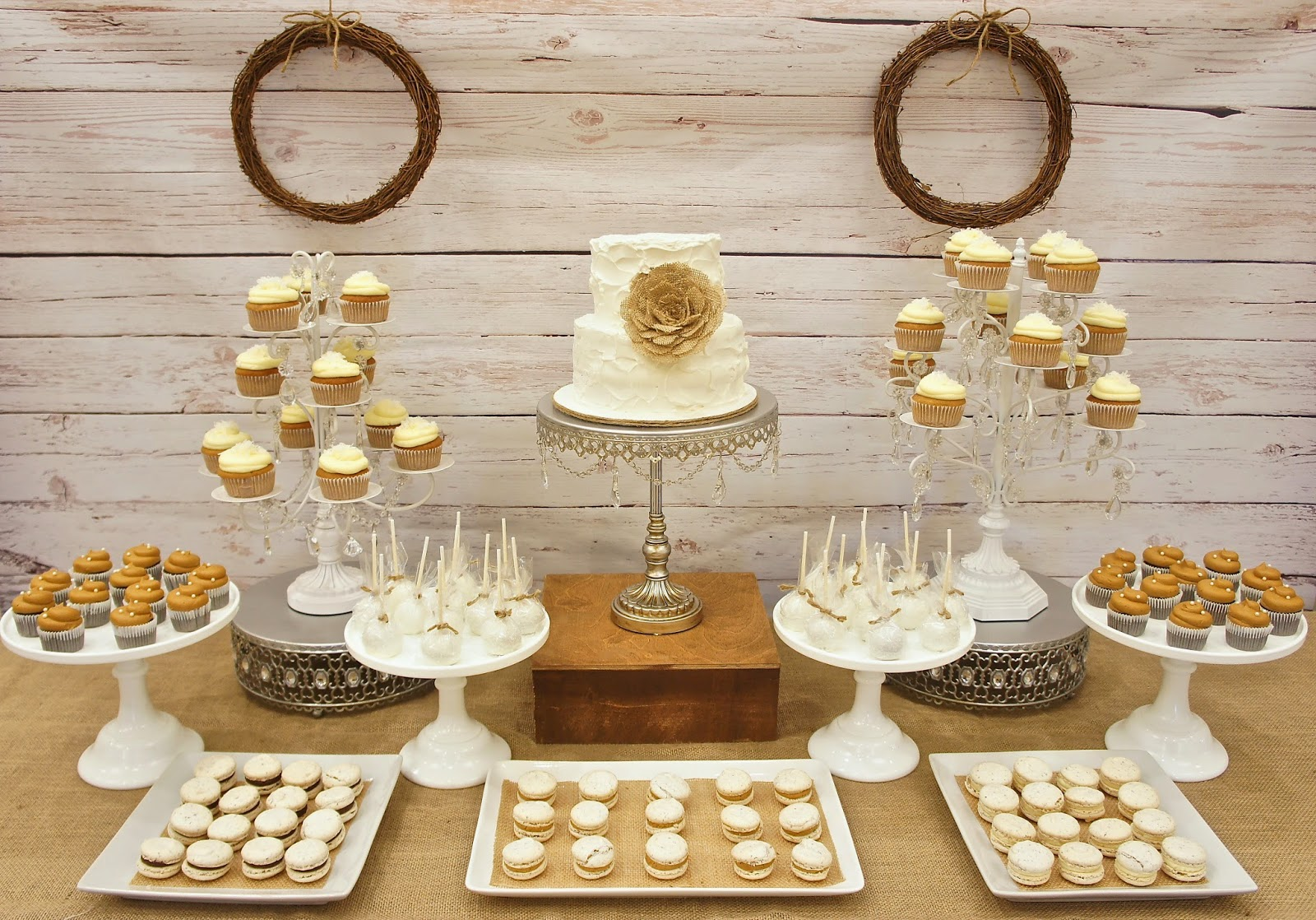 WEDDING DESSERT TABLE LOS ANGELES CA