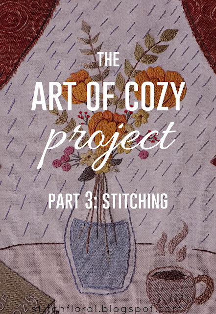 "The ""Art of Cozy"" project"