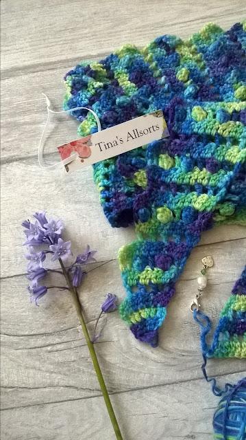 Tina's Allsorts, Crochet scarf