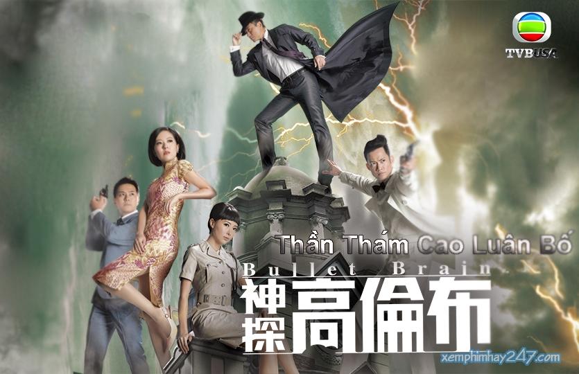 http://xemphimhay247.com - Xem phim hay 247 - Thần Thám Cao Luân Bố (2013) - Bullet Brain (2013)
