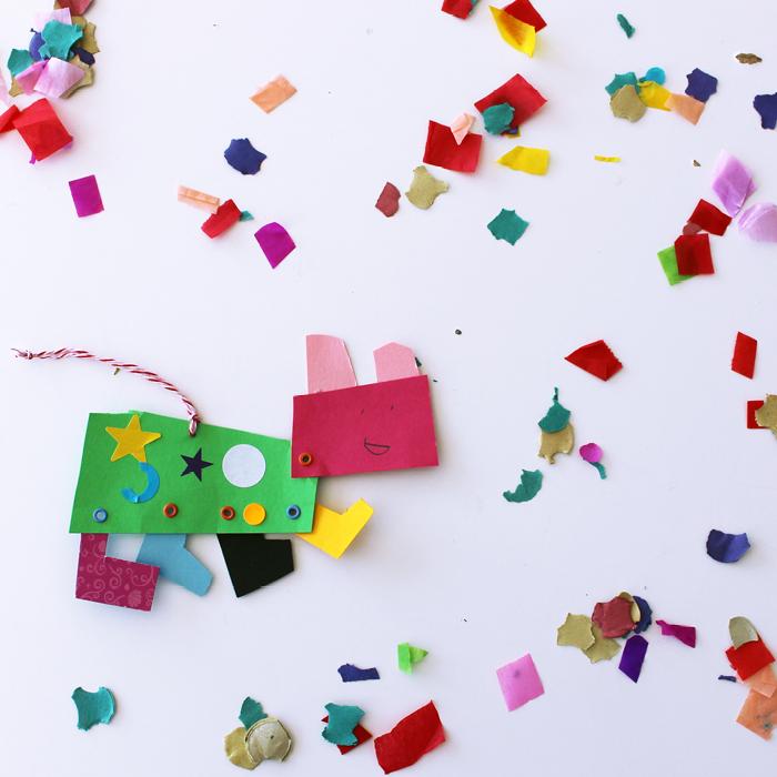 DIY muñecos de papel articulados