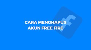 Cara menghapus akun Free Fire di perangkat lain