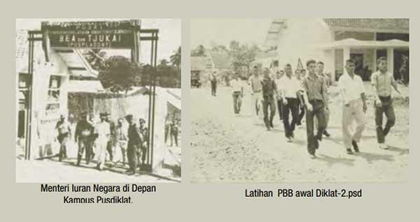 Sejarah Pendidikan dan Pelatihan Bea Cukai