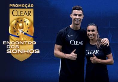 Promoção Clear Encontro dos Sonhos 2021