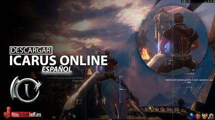 Brutal MMORPG, Descargar Icarus Online para PC Gratis Español