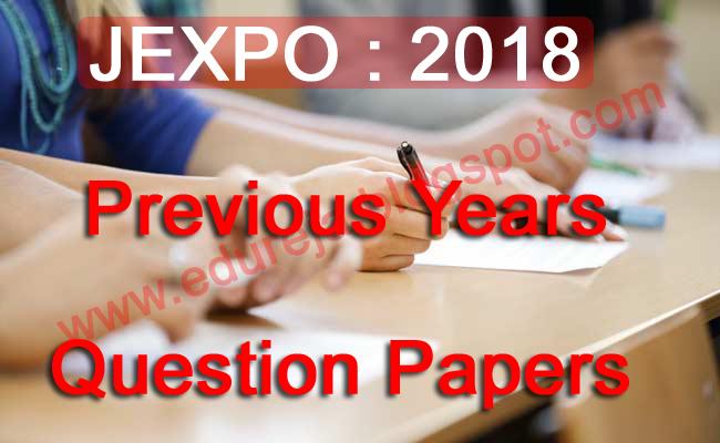 Jexpo 2014 Question Paper Pdf