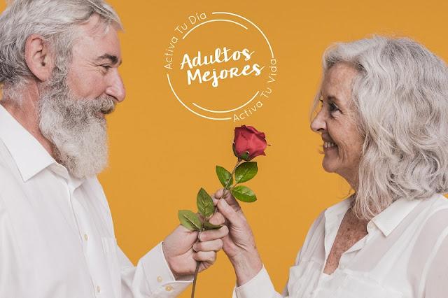 adultos mayores y el amor, sexualidad