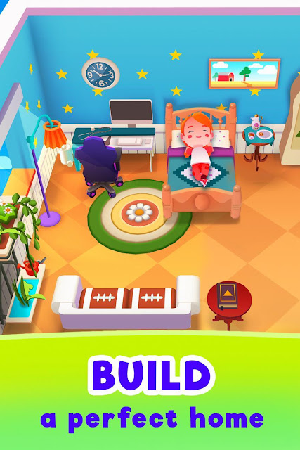 Idle Life Sim - Simulator Game Mod Apk