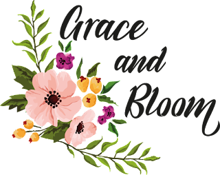 grace and bloom logo