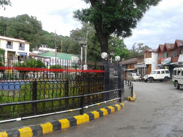 gandhi chowk lansdowne
