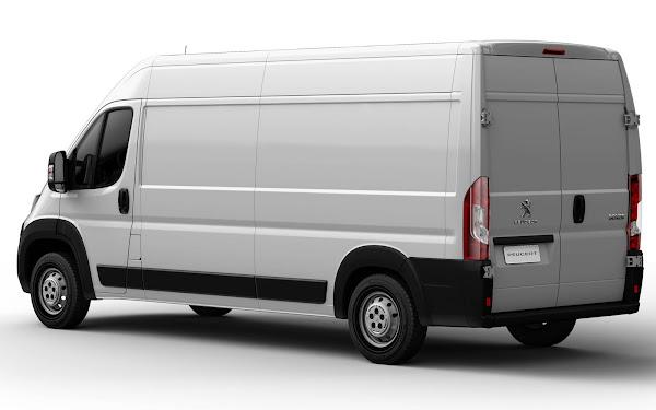 Peugeot Boxer Cargo chega ao mercado por R$ 225.990