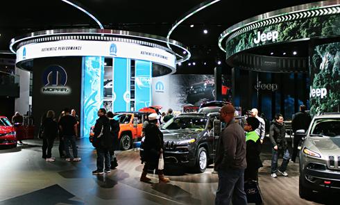 detroit auto show 2016 naias