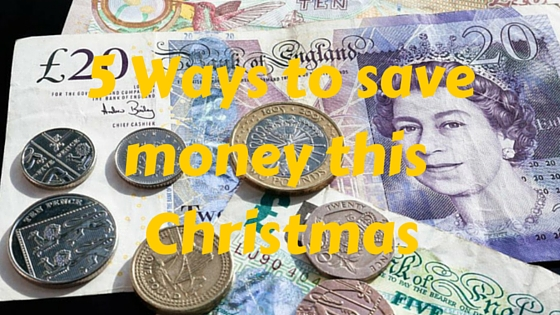5 ways to save money this christmas