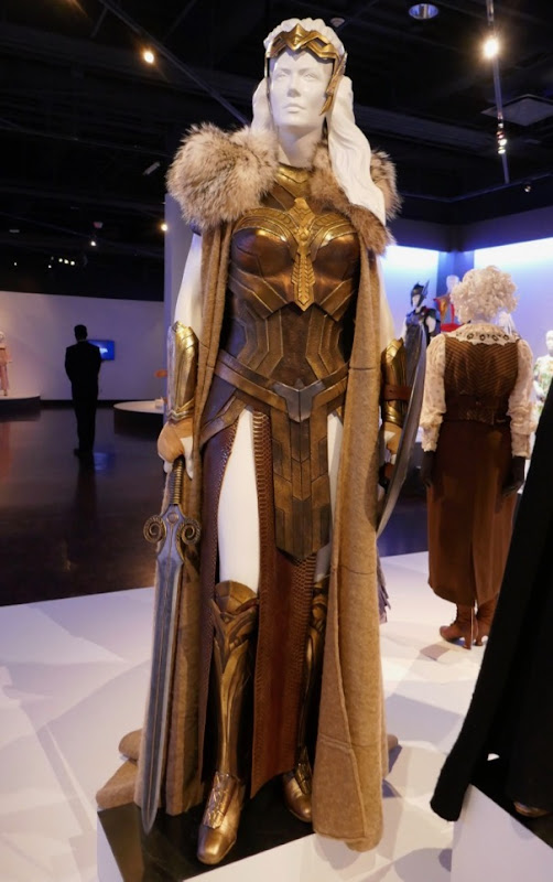 Connie Nielsen Queen Hippolyta costume Wonder Woman