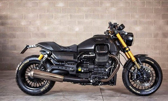 Harga Moto Guzzi Audace