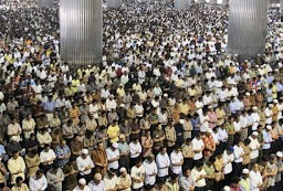 Tata Cara Melaksanakan Shalat Sunnah Idul Fitri