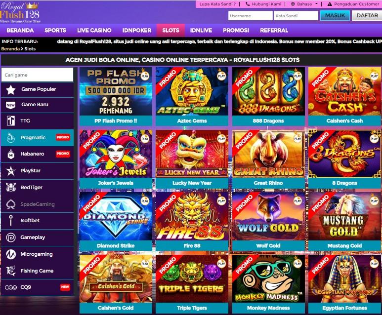SLOTS: Tips Untuk Menang Dalam Permainan Slot Pragmatic