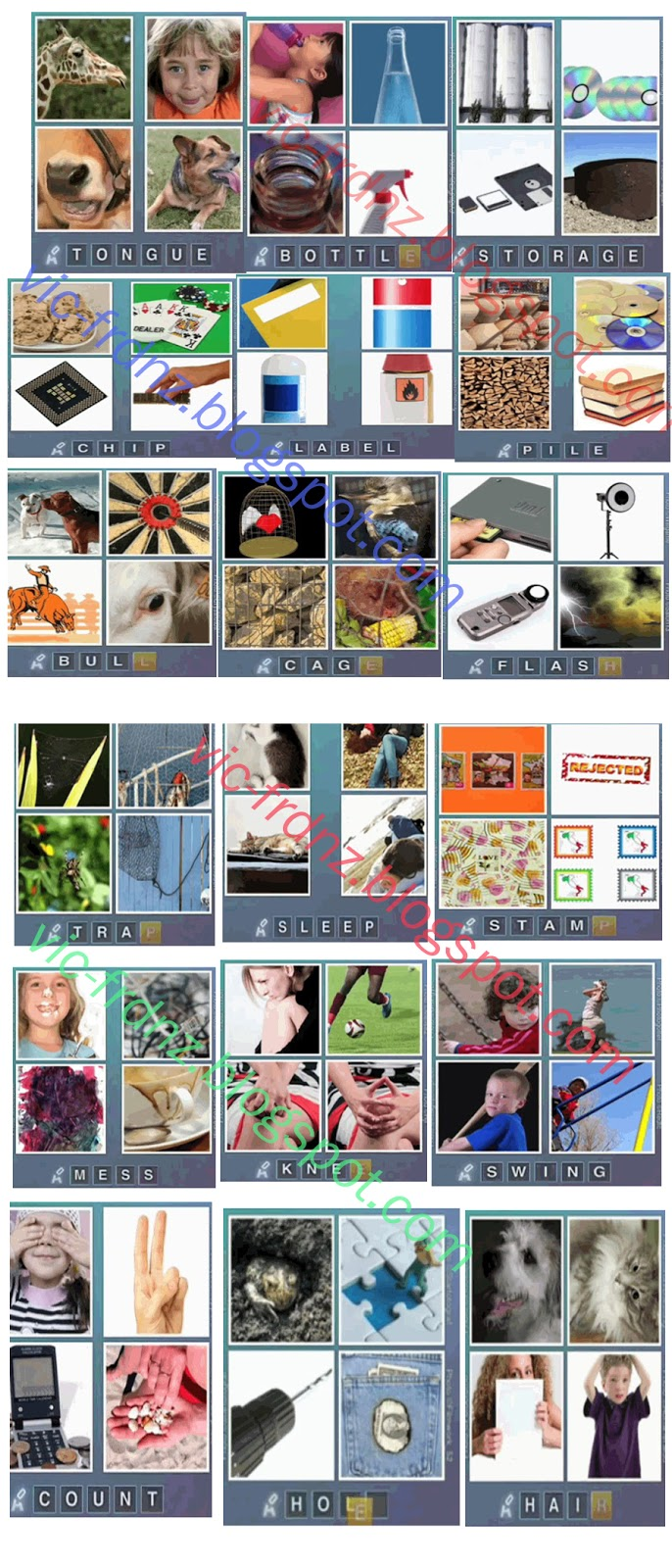 7 Letter Word In 4 Pics 1 Word Gallery Letter Format Formal Sample