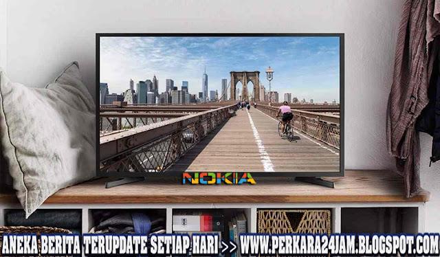 Nokia Coba Peruntungan Di Industri Smart TV