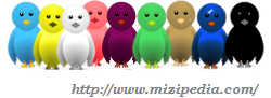 Cara Membuat Burung Twitter Dapat Terbang di Blogger