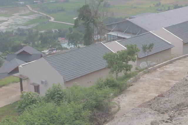 Wisata Bukik Chinangkiak Kabupaten Solok