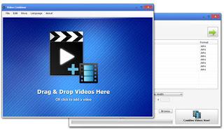 تحميل برنامج دمج مقاطع الفيديو بجميع الصيغ Video Combiner