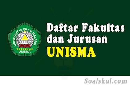 Daftar Fakultas Dan Jurusan UNISMA Malang 2020 (TERBARU)