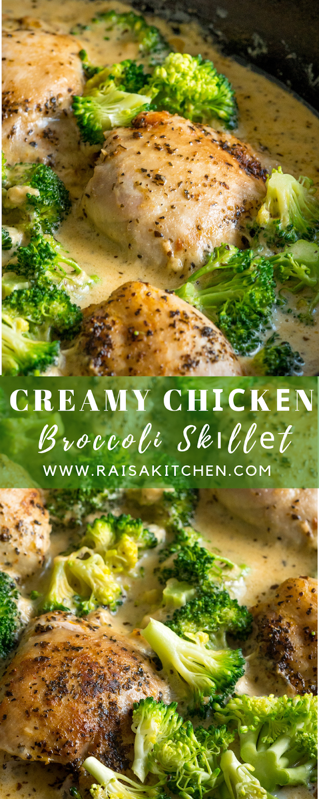 Chісkеn Broccoli Skіllеt