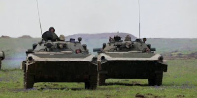 Rusia Mulai Tarik Pasukan dari Dekat Ukraina, NATO Tetap Waswas