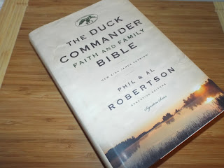 Thomas Nelson:  The Duck Commander Bible