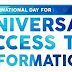 28 September : International Day for Universal Access to Information