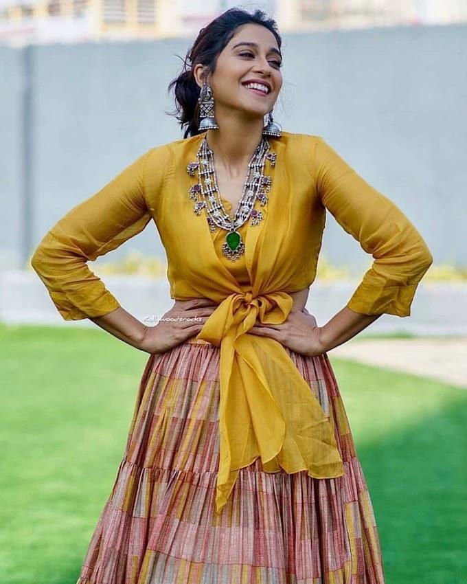 Regina Cassandra South Indian Film Actress
