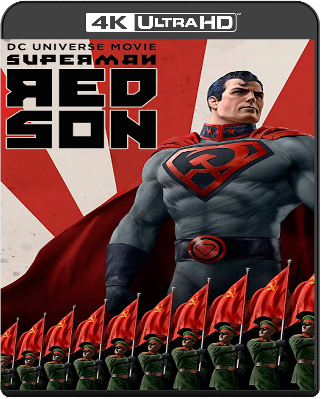 Superman: Red Son [2020] [UHD] [2160p] [Latino]