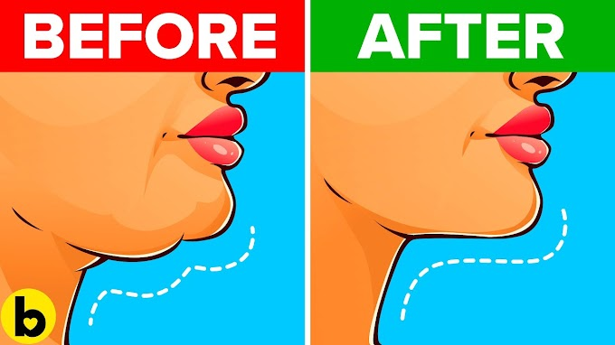 7 Best Ways To Get Rid Of Your Double Chin In 30 Days