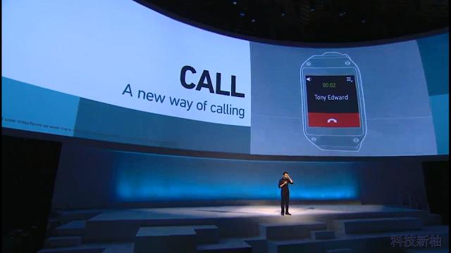 詳盡報導 SAMSUNG Galaxy Note 3、Note 10.1、 Galaxy Gear 發表會內容 Galaxy+Gear+-08