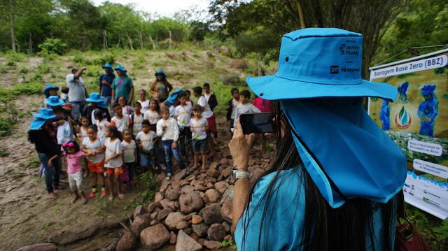 Ações do Projeto Renascendo promovem disseminação de boas práticas de convivência com o semiárido e reflorestamento de nascentes