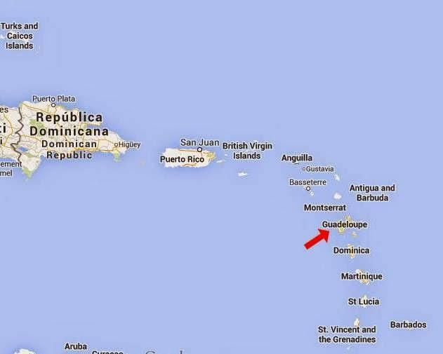 Islas Del Mundo Guadalupe