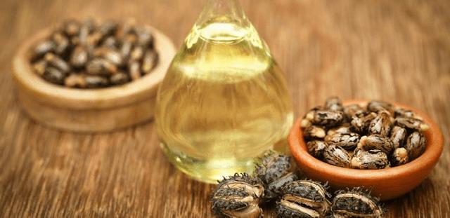 aceite de ricino para eliminar quistes de grasa