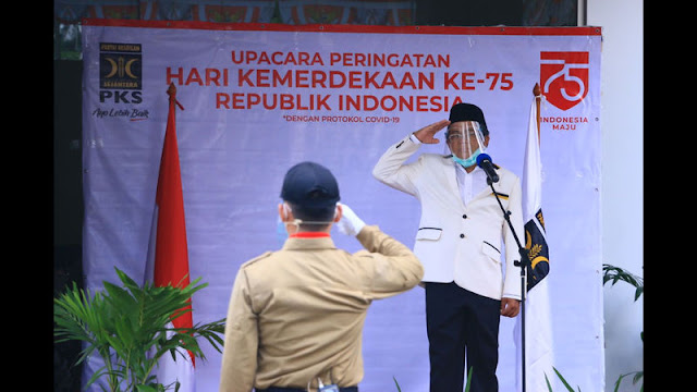 Presiden PKS Bongkar Gejala-gejala Otoritarianisme Rezim Jokowi