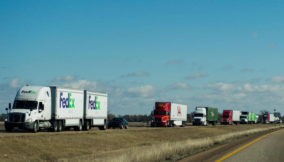 Registered Large Trucks Increased 3 Percent In 2014 To Nearly 11 Million From The Previous Year