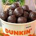 Dunkin' choco wacko munchkins now available in buckets