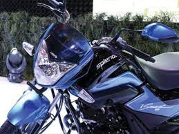 Best Bikes in India With Price and Mileage 2019, Hero Splendor iSmart