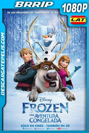 Frozen: Una aventura congelada (2013) 1080p BRrip Latino – Ingles